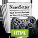 NewsSetter - News, Technology & Reviews HTML Theme - ThemeForest Item for Sale