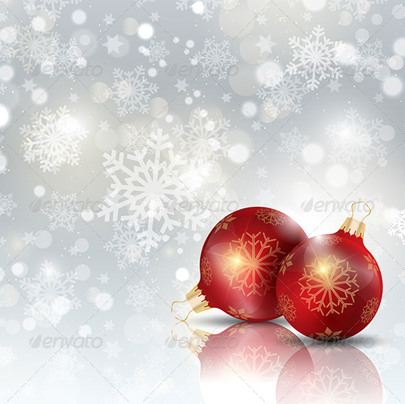 GraphicRiver Christmas Background 6368319