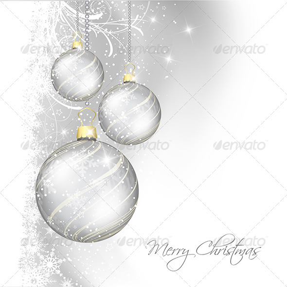 GraphicRiver Christmas Background 6368336