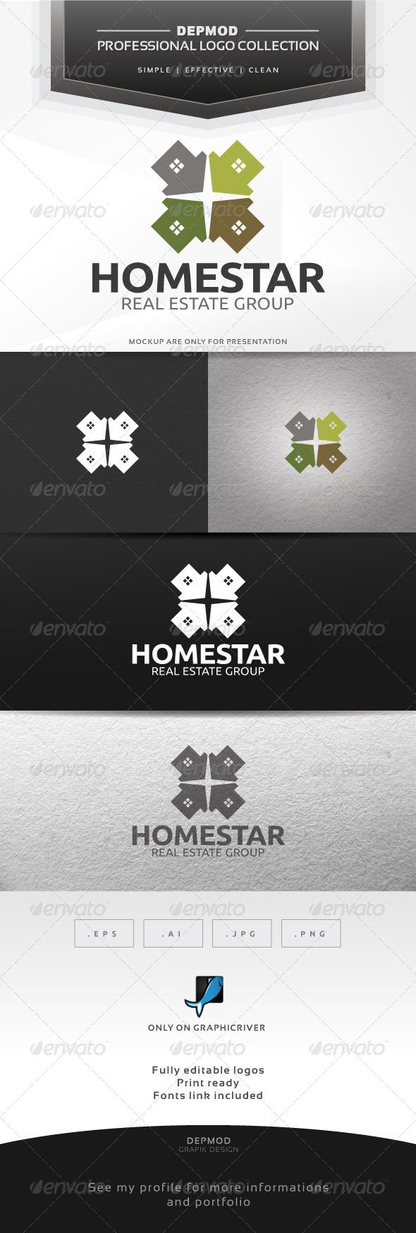 GraphicRiver Home Star 6369006