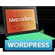 Metro Vibes - Showcase WordPress Theme