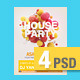 Party Flyers - GraphicRiver Item for Sale