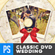 Classique Wedding DVD Covers - GraphicRiver Item for Sale