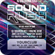 Sound Rush Flyer - GraphicRiver Item for Sale