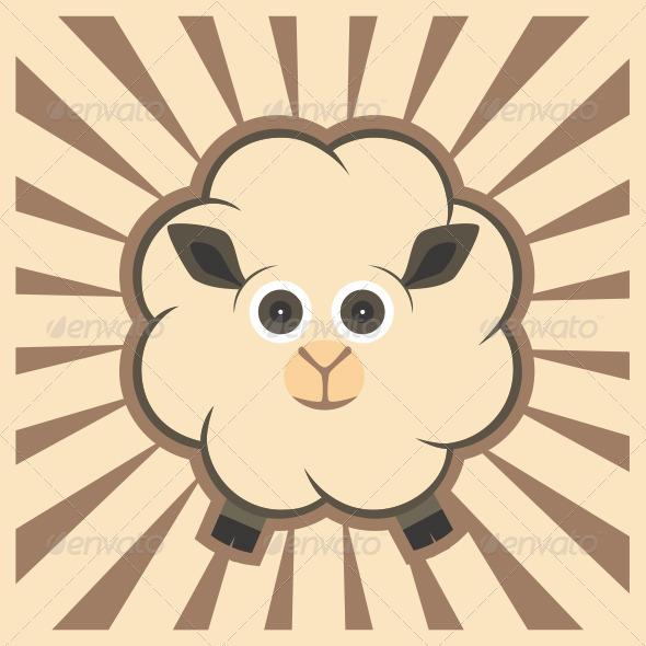 GraphicRiver Sheep 6371397
