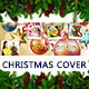 Christmas Gloves Facebook Cover - GraphicRiver Item for Sale