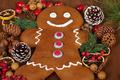 Gingerbread Man - PhotoDune Item for Sale
