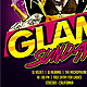 Glam Sunday - Psd Party Flyer - GraphicRiver Item for Sale