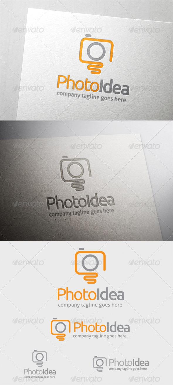 GraphicRiver Photo Idea Logo 6372956