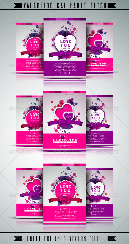 GraphicRiver Valentine Day 6306460