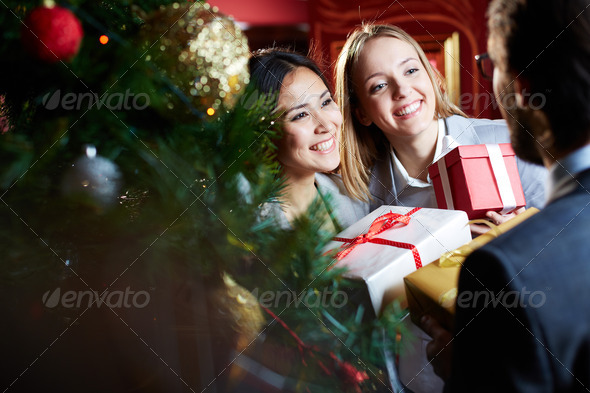 Happy holiday! - Stock Photo - Images