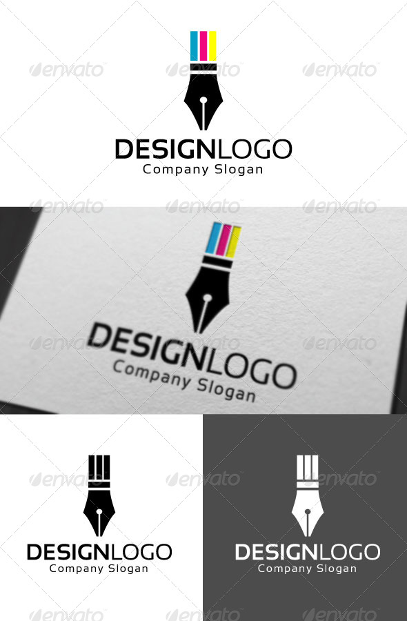 GraphicRiver Design Logo Template 6374461