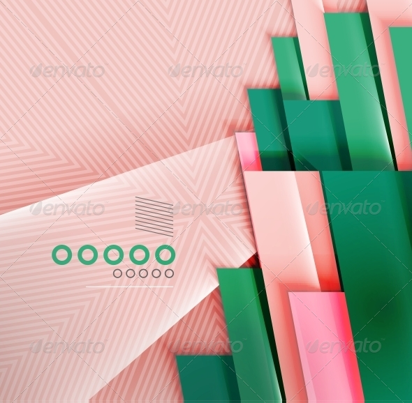 GraphicRiver Paper Business Stripes Abstract Background 6375934