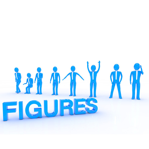 3DOcean Business Figures 6376641