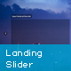 Fullscreen Landing Slider for WordPress