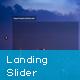 Fullscreen Landing Slider for WordPress (Sliders) Download
