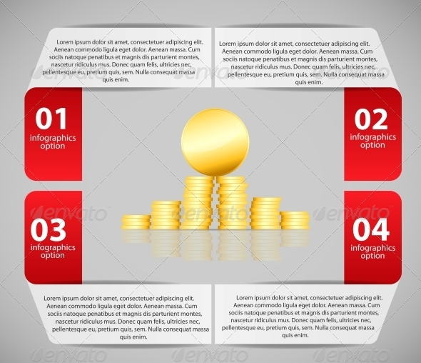GraphicRiver Infographic Business Template Vector Illustration 6377039