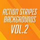 Action Stripes Backgrounds Vol2 - GraphicRiver Item for Sale