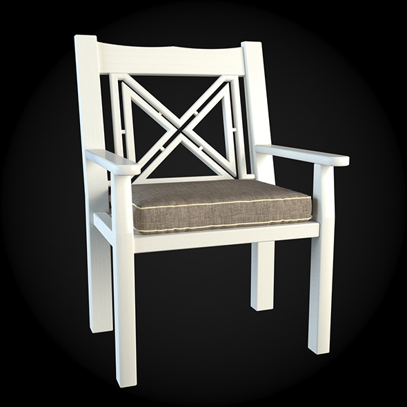 Garden Furniture 005 - 3DOcean Item for Sale