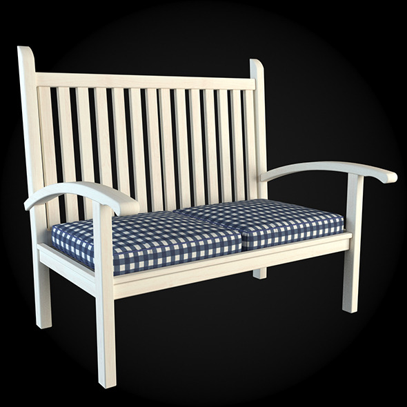 3DOcean Garden Furniture 010 6378733