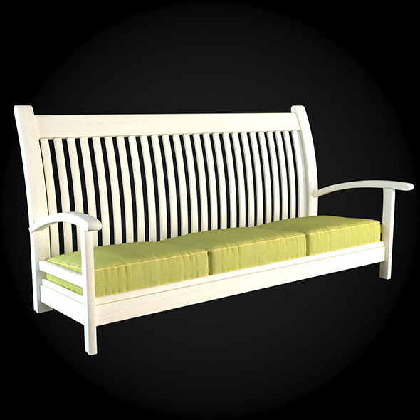 3DOcean Garden Furniture 015 6379132
