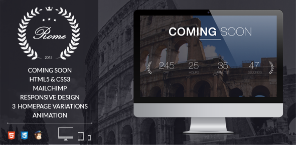 Rome || Coming soon