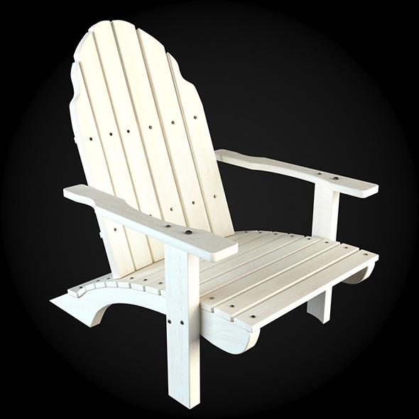 Garden Furniture 023 - 3DOcean Item for Sale