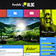 Portfolio Bloc Muse Theme - ThemeForest Item for Sale