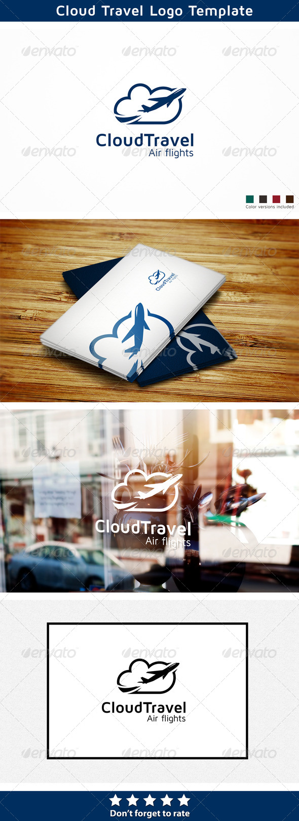 GraphicRiver Cloud Travel 6379608