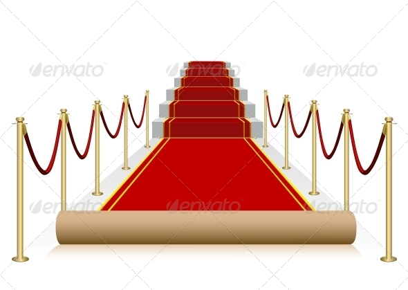 GraphicRiver Red Carpet 6381250