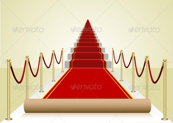 GraphicRiver Red Carpet 6381253