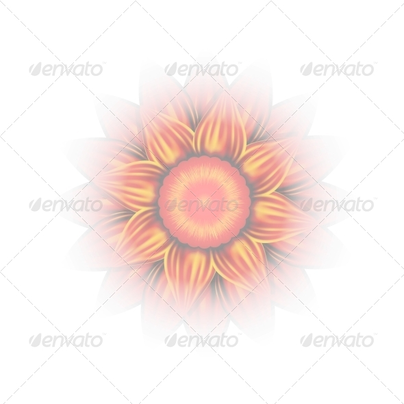 GraphicRiver Vector Flower 6381452