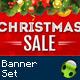 10 - Christmas Banners