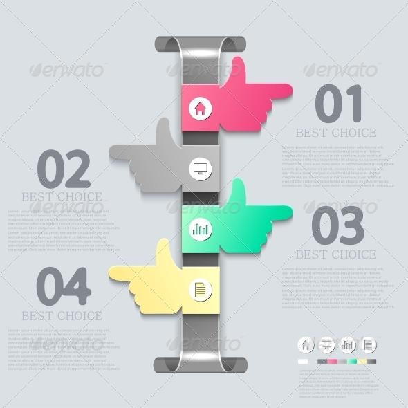 GraphicRiver Vector Infographic Design 6382325