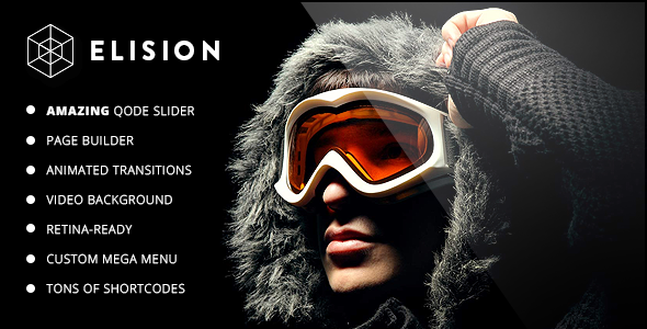 Elision - Retina Multi-Purpose WordPress Theme - Creative WordPress