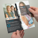 Black Tri-fold Corporate Brochure - GraphicRiver Item for Sale