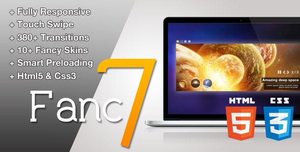 CodeCanyon Fancy 7 Responsive Touch Swipe LightBox 6383741
