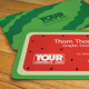 Watermelon Business Card - GraphicRiver Item for Sale