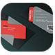 Creative Vertical Business Card 1.0 - GraphicRiver Item for Sale