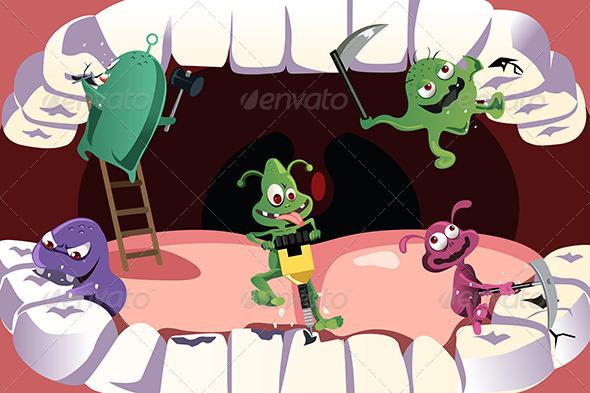 GraphicRiver Teeth Cavity 6384289