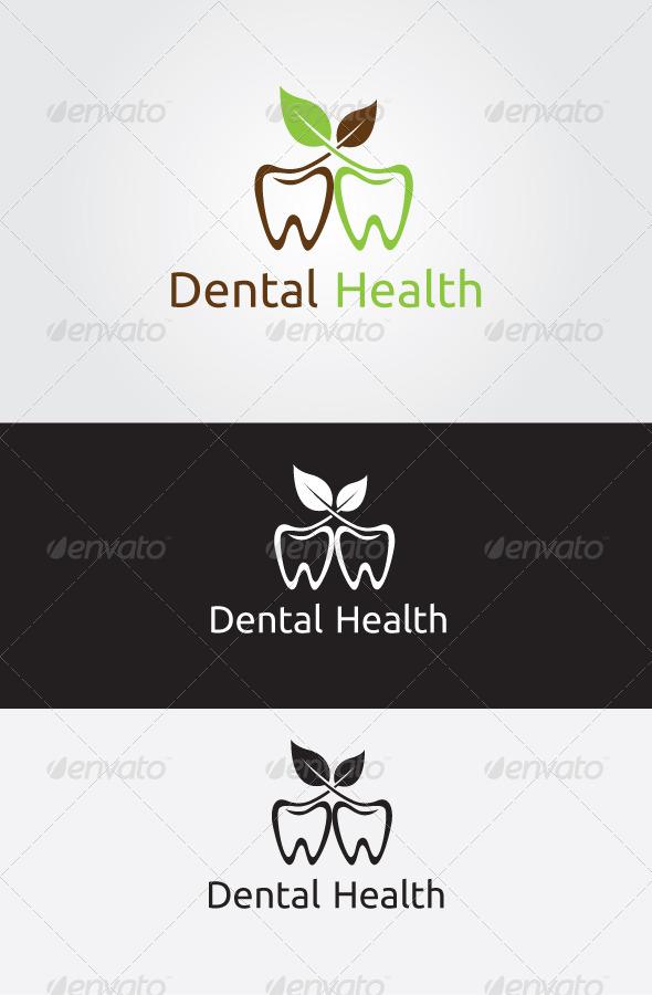 GraphicRiver Dental Health Logo Template 6384721