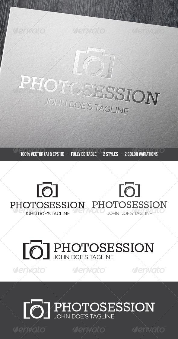 GraphicRiver Photosession Logo 6384838