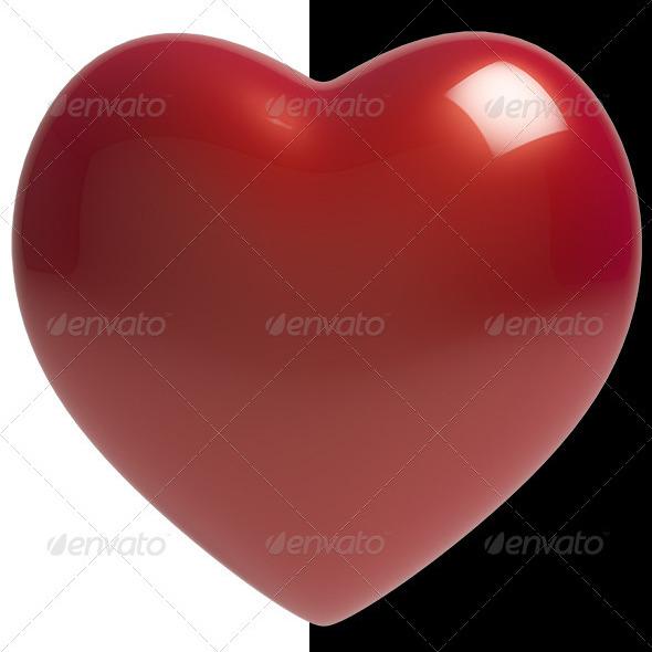 3DOcean Heart VrayC4D 6385615