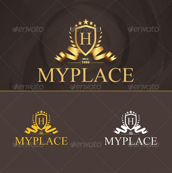 GraphicRiver MyPlace Logo Design 6385784