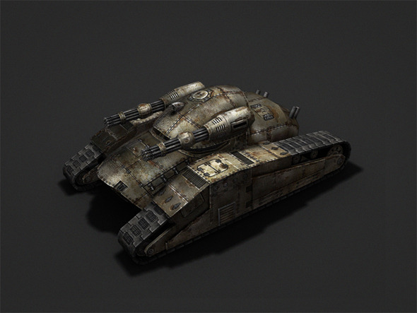 3DOcean Sci-Fi Military Pack Pro 6386278