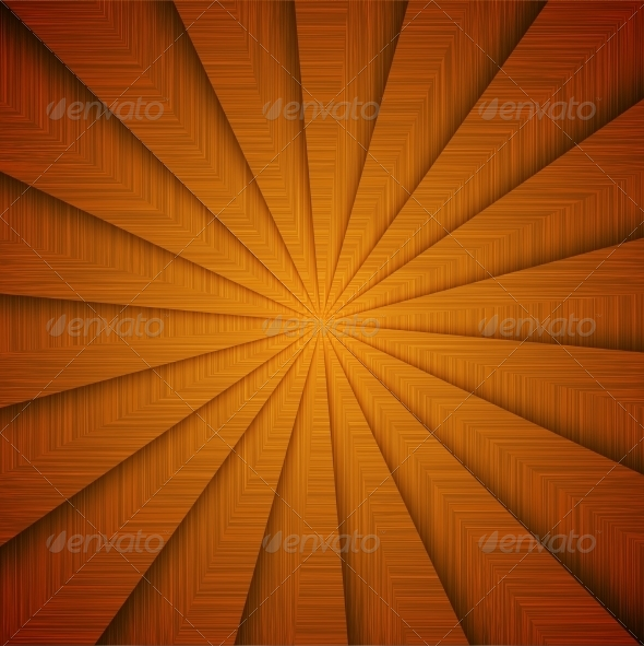 GraphicRiver Vector Wooden Background 6387190