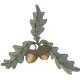 Acorn Woodcut - GraphicRiver Item for Sale