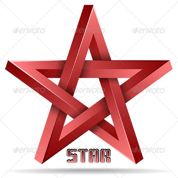 GraphicRiver Star Icon 6387673