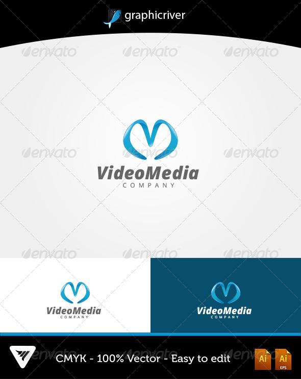 GraphicRiver VideoMedia Logo 6388069