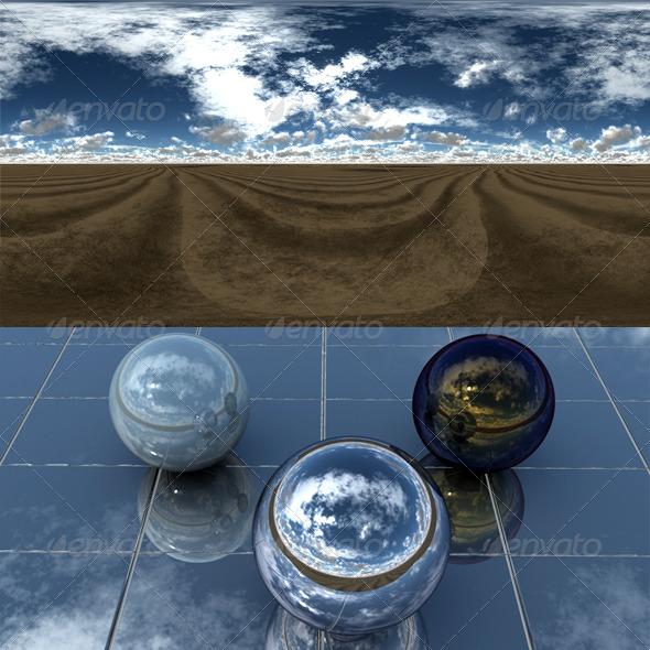 Desert 67 - 3DOcean Item for Sale